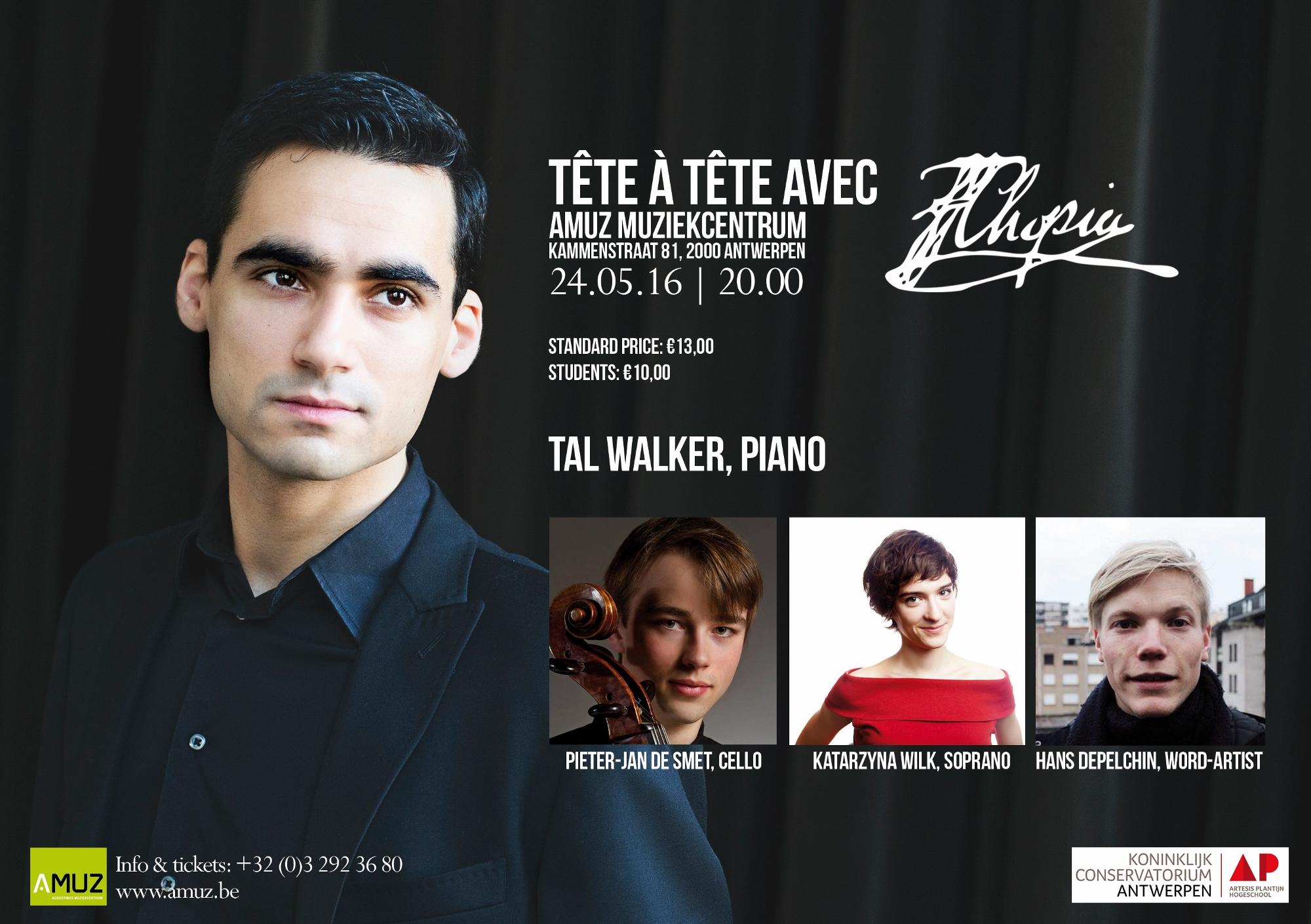 Chopin Invitation
